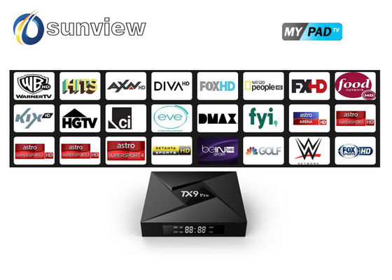 China Neu kommen Subskription Mypadtv Iptv Apk, stabiler App-Strom Iptv Android an fournisseur